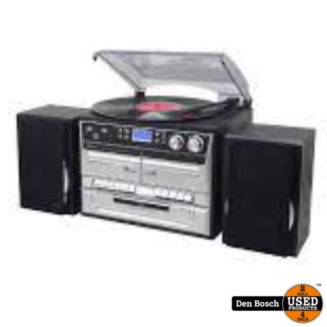 Denver MRD-165 - Platenspeler en DAB+ digital radio