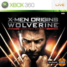 X-Men Origins Wolverine - XBox360 Game