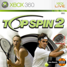Top spin 2 - XBox360 Game