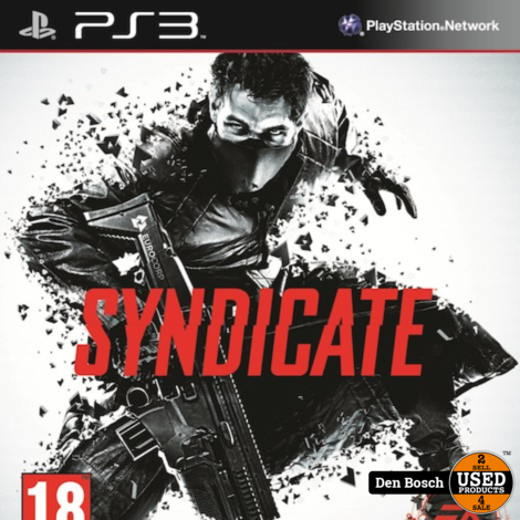 Syndicate - PS3 Game