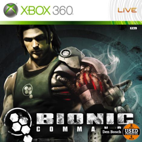 Bionic Commando - XBox360 Game