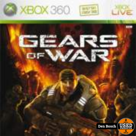 Gears of War - XBox360 Game