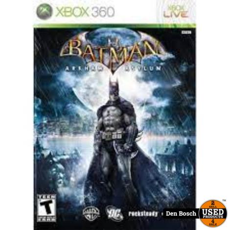 Batman Arkam asylum - XBox360 Game