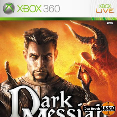 Dark Messiah - XBox360 Game