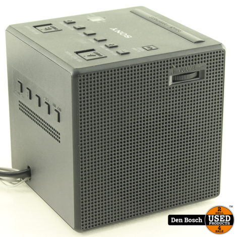 Sony ICF-C1T Wekkerradio