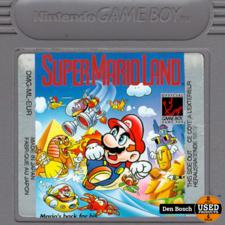 Super Mario Land  - Gameboy Game