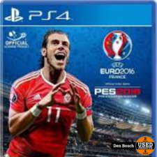 PES 2016 - PS4 Game