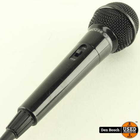 Pro256 Microfoon met aan/uit schakelaar en 6.35 jack plug