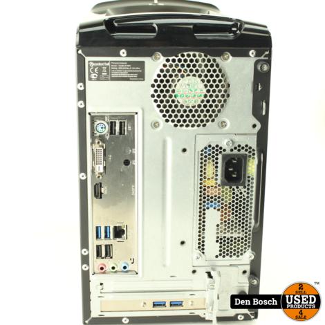 Packard Bell Desktop Intel Pentium G4400 4GB 500GB HDD