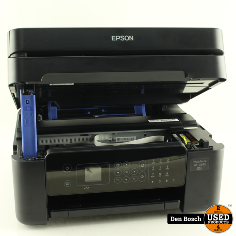 Epson WorkForce WF-2830DWF all-in-one A4 inkjetprinter met wifi (4 in 1)
