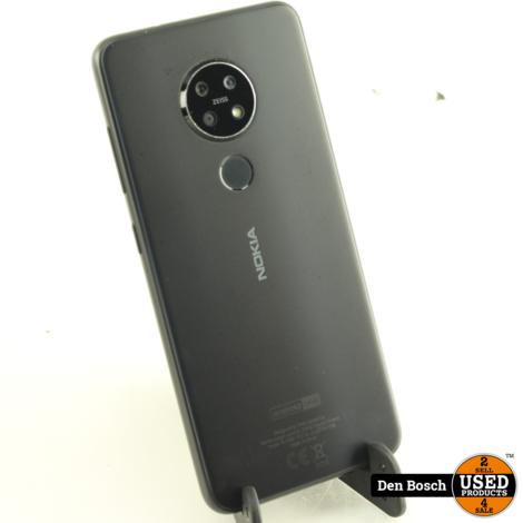 Nokia 7.2 128GB 6GB RAM Black met Android One