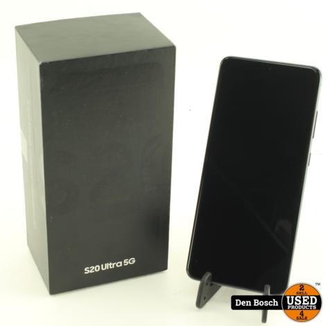 Samsung Galaxy S20 Ultra 5G 128GB Cosmic Black