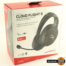 HyperX Cloud Flight S Wireless Gaming Headset voor PC/PS4