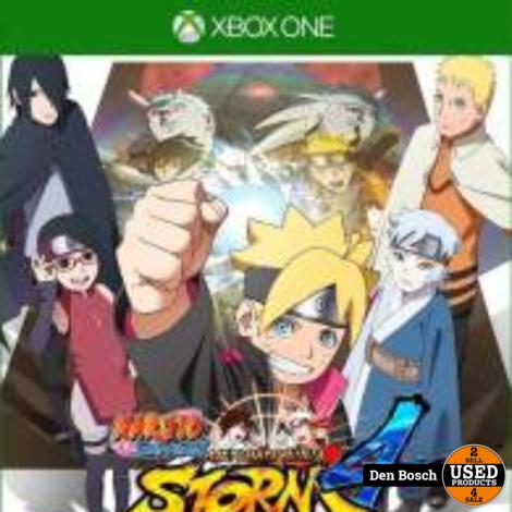 Naruto shippuden ultimate  - Xbox One Game