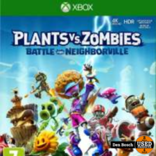 Plants vs Zombies Battle for Neighborville  - Xbox One Game