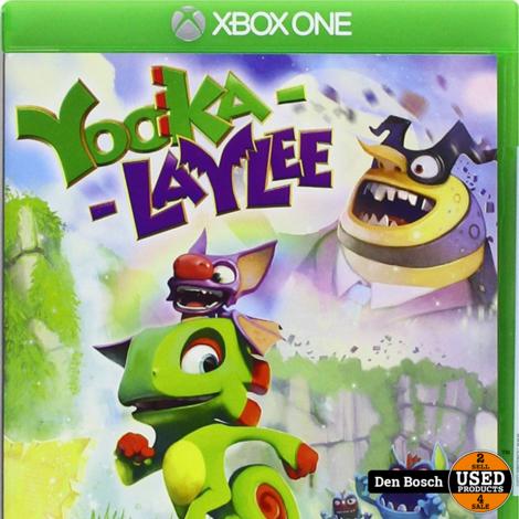 Yooka-Laylee - Xbox One Game