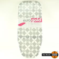 Eurogold Tafelstrijkplank 70x30cm (Nieuw)