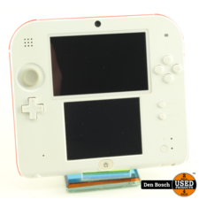 Nintendo 2DS Rood/Wit