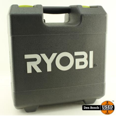 Ryobi ERT1400RV Bovenfrees + Koffer en Geleider