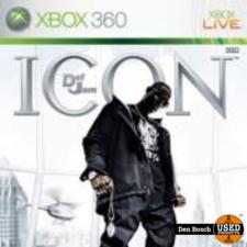 Icon - XBox 360 Game