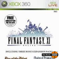 Fanal Fantasy XI - XBox 360 Game