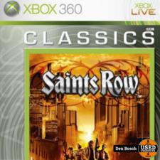Saints Row Classic - XBox 360 Game
