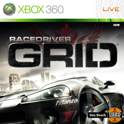 Race driver Grid - XBox 360 Game