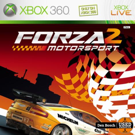 Forza Motorsport 2 - XBox 360 Game