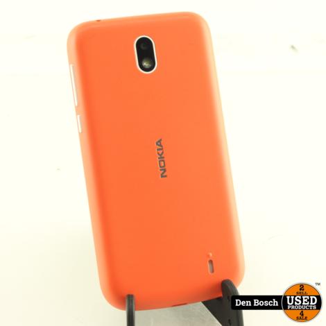 Nokia 1 8GB Rood