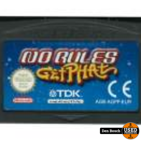 No Rules Get Phat - GB Game