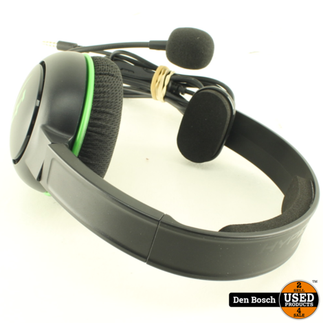 Hyper XCloudX Chat Xbox One gaming headset