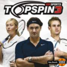 Top Spin 3 - Wii Game