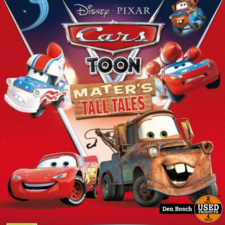 Cars Toon: Mater's Tall Tales - Wii Game