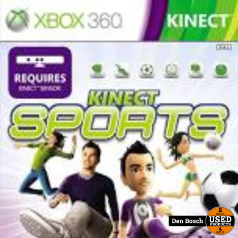 Kinect Sports - Xbox 360 Game