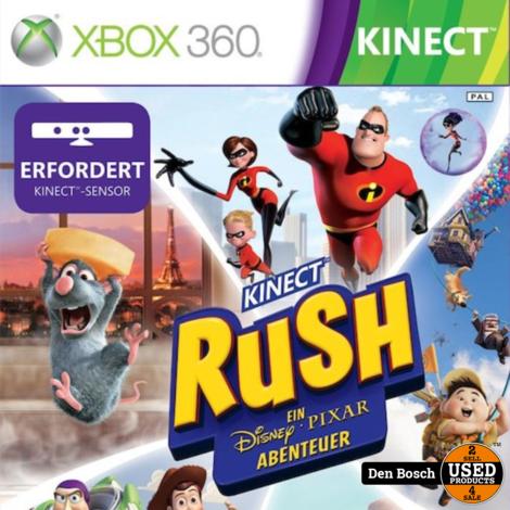 Kinect Rush - Xbox 360 Game