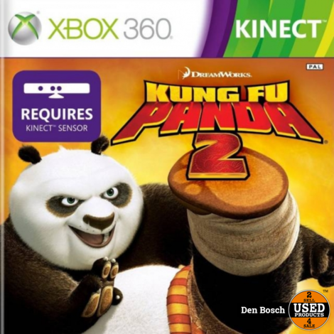 Kung Fu Panda 2 - Xbox 360 Game