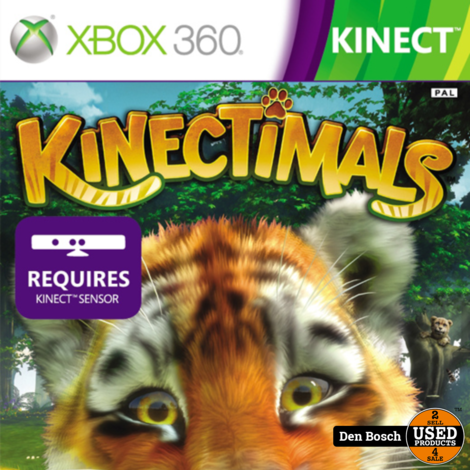 Kinectimals - Xbox 360 Game