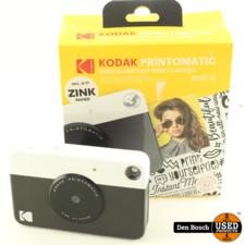 Kodak Printomatic Digitale Instand Camera