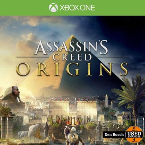 Assassins Creed Origins - XBox One Game