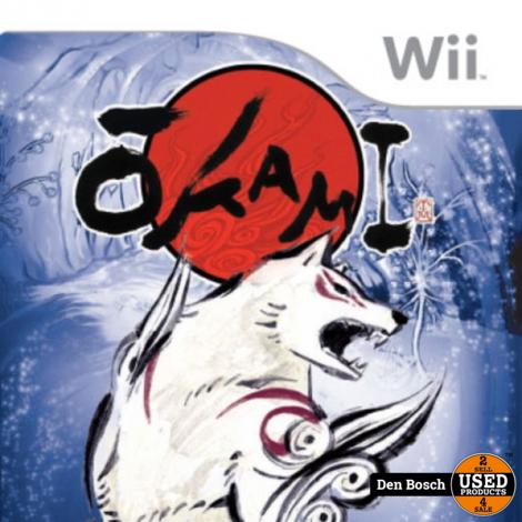 Okami - Wii Game