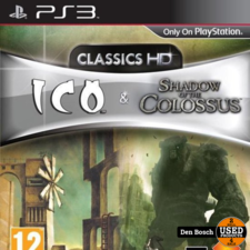 Ico & Shadow of the Colossus - PS3 Game