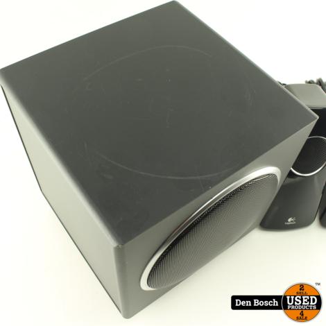 Logitech Z523 2.1 PC Speakerset