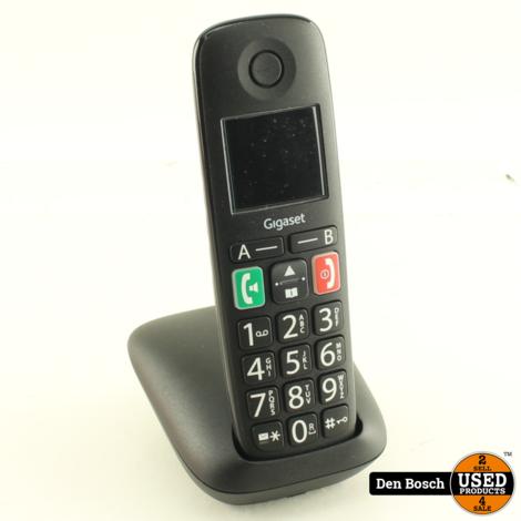 Gigaset E290R Dect Telefoon Big Buttons
