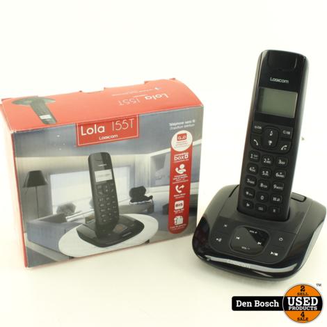 Lola 155T dect Telefoon