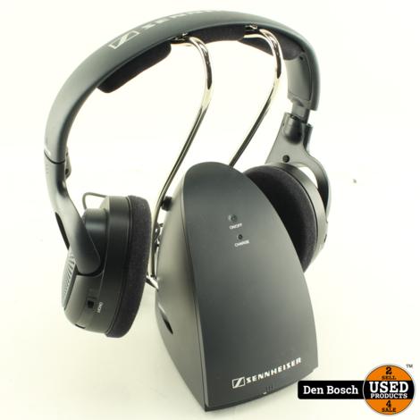 Sennheiser RS 118 Draadloze Koptelefoon