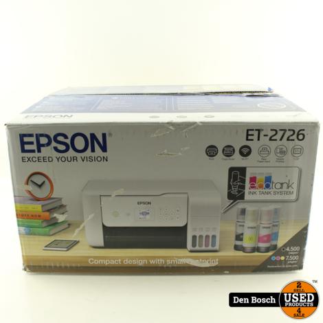 Epson ET-2726 Kleurenprinter