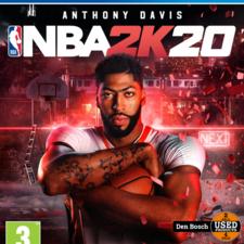 NBA 2K20 - PS4 Game