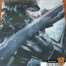 Metal Gear Rising Revengeance Steelcase - PS3 Game