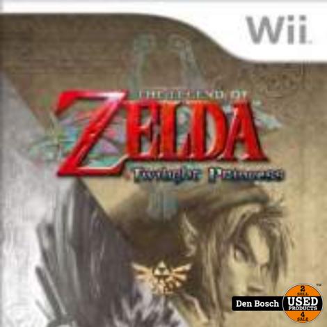The Legend of Zelda Twilight Princess - Wii Game
