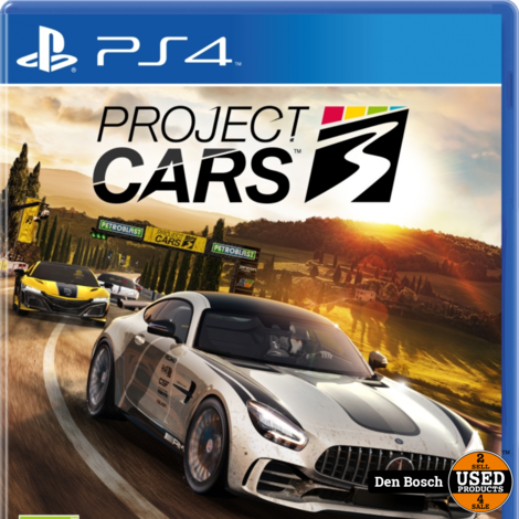 Project Cars 3 - PS4 Game